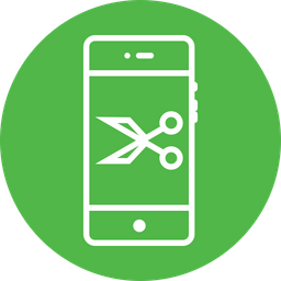 Scissors, Tool, Anchor, Ponits, Interface, UI Icon