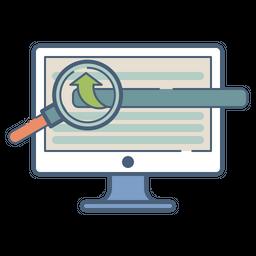 Search, Engine, Optimization, Web, Analysis, Page, Rank Icon png
