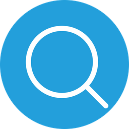 Search, Find, Tool, Magnify, Zoom, Large Icon