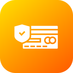 Secure, Electronic, Payment, Credit, Debit, Card Icon