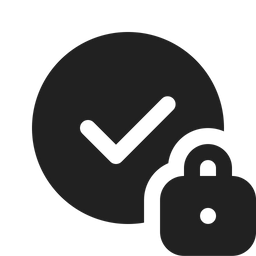 Security Access Icon Of Glyph Style Available In Svg Png Eps Ai Icon Fonts