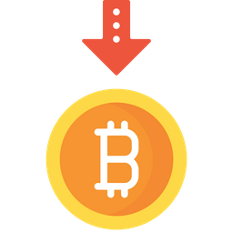 Sell Bitcoin Icon Of Flat Style Available In Svg Png Eps Ai Icon Fonts
