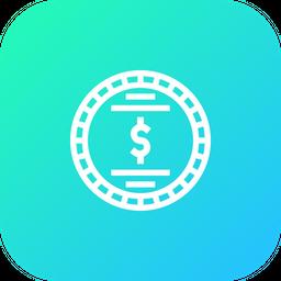 Seo, Finance, Web, Money, Currrency, Tool, Optimization Icon