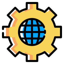 Setting, Gear, Configure, Manage, Web, Seo, Preferences Icon