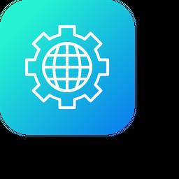 Setting, Gear, Configure, Manage, Web, Seo, Preferences Icon