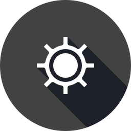 Setting, Option, Gear, Config, Change, Preferences, Interface Icon png