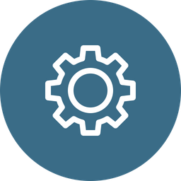 Setting, Option, Gear, Config, Change, Preferences, Interface Icon