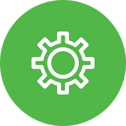 Setting, Option, Gear, Config, Configuration, Preferences, Interface Icon