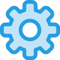 Setting, Preferences, User, Interface, Ui, Gear Icon