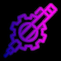 Settings, Gear, Preferences, Pen, Optimization, Seo, Web Icon
