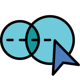 Shape builder tool Icon