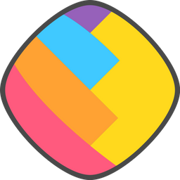 Sharechat Icon Of Colored Outline Style Available In Svg Png Eps Ai Icon Fonts