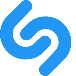 Shazam Logo Icon Of Flat Style Available In Svg Png Eps Ai Icon Fonts