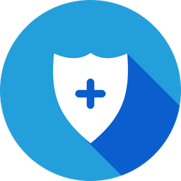 Shield, Add, Firewall, Protection, Safety, Secure, Security Icon