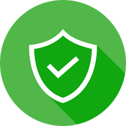 Shield, Protect, Verify, Defense, Safety, On, Protection Icon