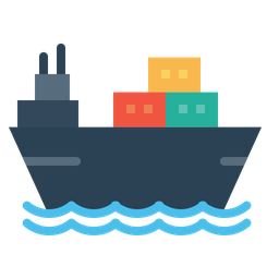 Ship Icon Of Flat Style Available In Svg Png Eps Ai Icon Fonts
