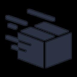 Shipped Glyph Icon