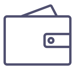 Shop, Wallet, Cash, Finance, Money, Payment, Shopping Icon