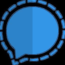 Signal Logo Icon