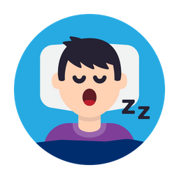 Sleep Icon Of Flat Style Available In Svg Png Eps Ai Icon Fonts
