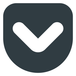 Getpocket Logo Icon