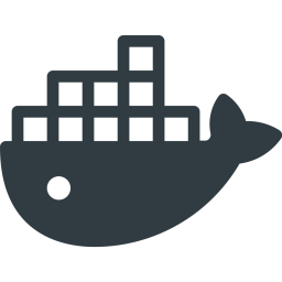 Docker Logo Icon Of Glyph Style Available In Svg Png Eps Ai Icon Fonts