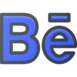 Behance Logo Icon