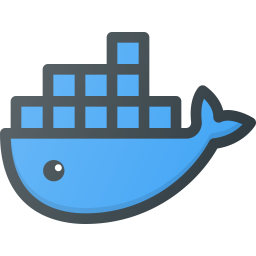 Docker Logo Icon Of Colored Outline Style Available In Svg Png Eps Ai Icon Fonts