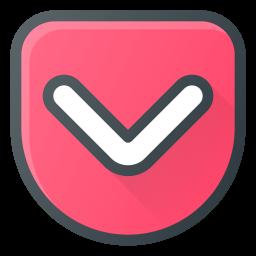 Getpocket Logo Icon