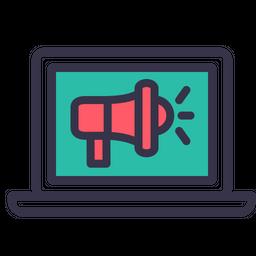 Socialmedia advertising digitalmarketing branding facebook twitter 11 Icon