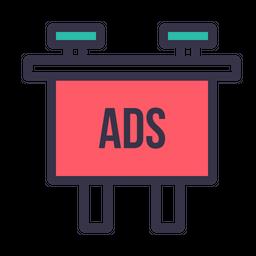 Socialmedia advertising digitalmarketing branding facebook twitter 19 Icon
