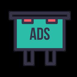 Socialmedia advertising digitalmarketing branding facebook twitter 2 Icon
