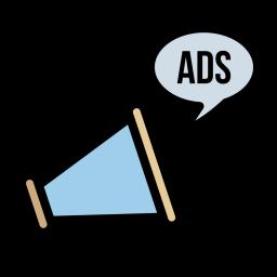 Socialmedia advertising digitalmarketing branding facebook twitter 91 Icon