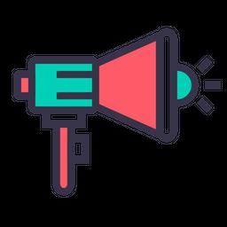 Socialmedia advertising digitalmarketing branding facebook twitter copy Icon