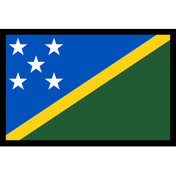 Solomon Islands Flag Flag Icon