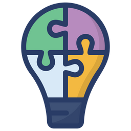 Solution Icon Of Colored Outline Style Available In Svg Png Eps Ai Icon Fonts