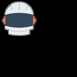 Space, Spacesuit, Universe, Sky, Helmet, Solar Icon
