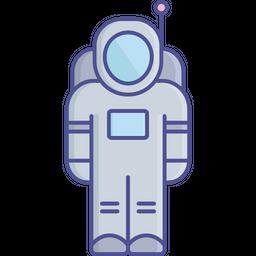 Spaceman Icon
