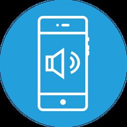 Speaker, Voice, Volume, Ui, Increase, Decrease, Headphone Icon