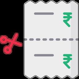 Split bill Icon