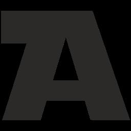 Star wars font Icon