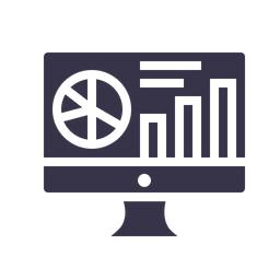Statics, Analytics, Market, Data, Research, Performance, Graph, Chart Icon