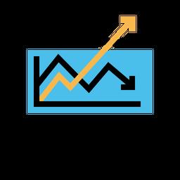 Statics, Business, Analysis, Analytics, Chart, Graph, Growth Icon