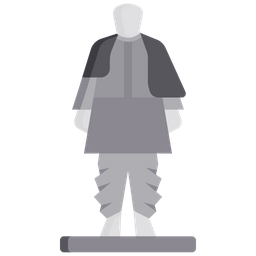Statue Of Unity Icon Of Flat Style Available In Svg Png Eps Ai Icon Fonts