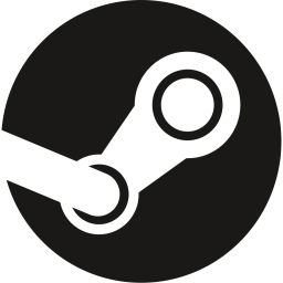 Steam Logo Icon