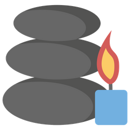 Stone Therapy Icon