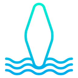 Surf Icon Of Gradient Style Available In Svg Png Eps Ai Icon Fonts