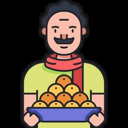 Sweet Seller Icon