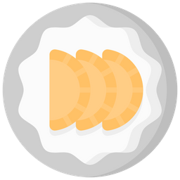 Sweets Flat Icon