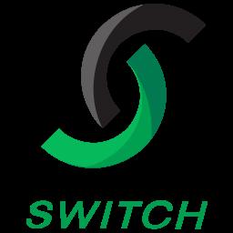 Switch Flat  Logo Icon